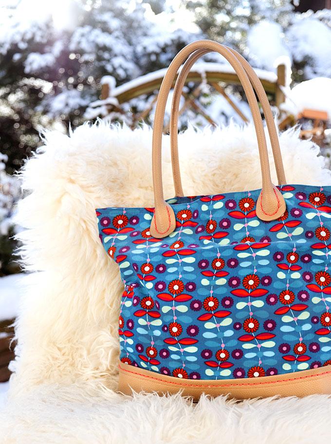 DIY Handtasche mit Fertig-Sets von Prym