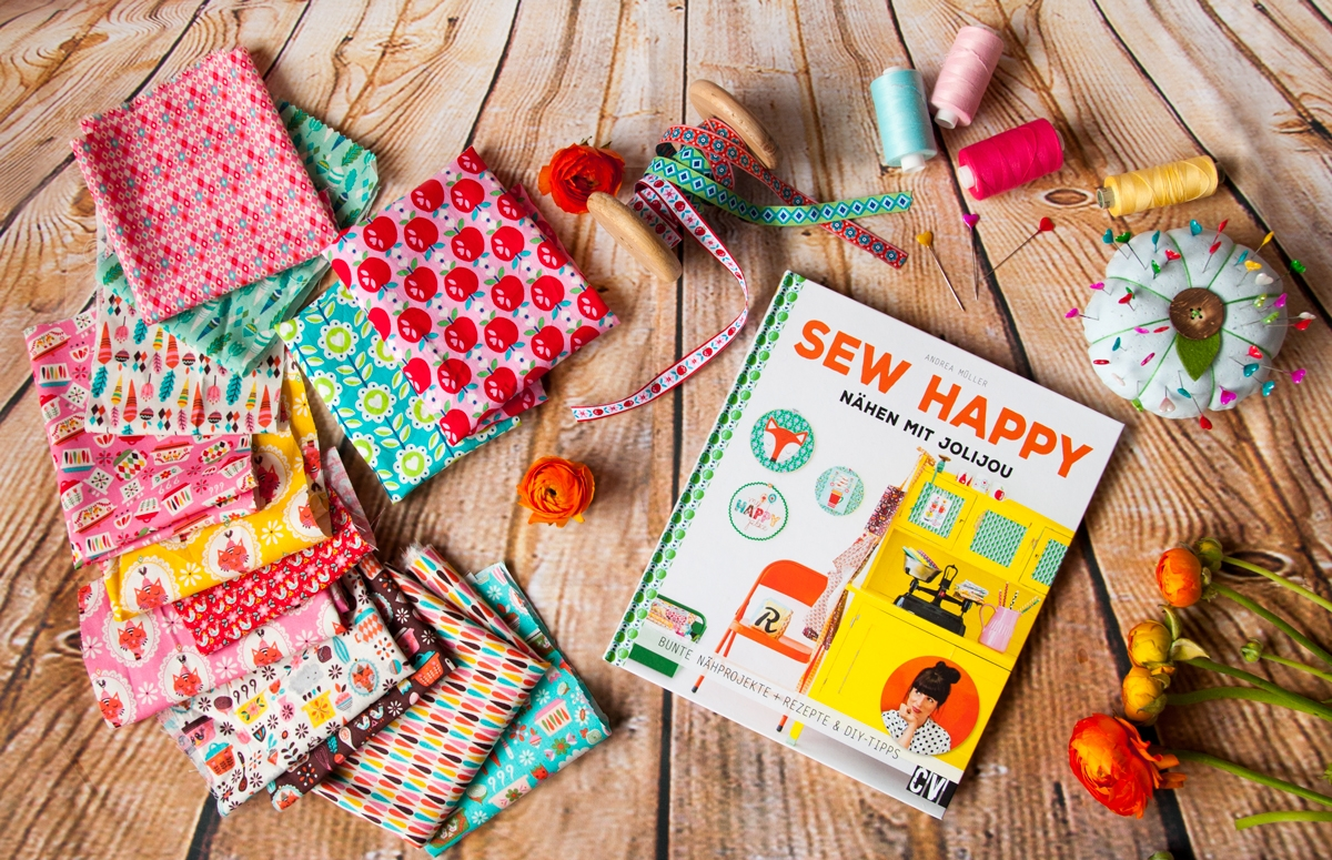 sew-happy-buch