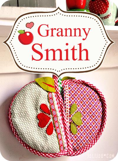 Granny Smith Potholder~ Deckblatt_grannysmith